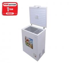 Von Hotpoint HPCF120W Chest Freezer White, 4 CuFt,  100 L
