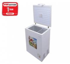 Von Hotpoint HPCF195W Chest Freezer - White, 6 CuFt,  150L