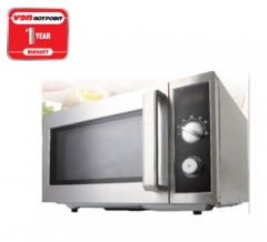 Von Hotpoint MWO HMC-252DS 25L Commercial Stainless Steel stainless steel, . .
