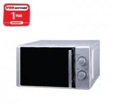 Von Hotpoint MWO HMS-201MS Solo - Silver 20 Litres, 700 Watts