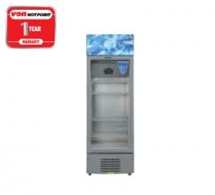 Von Hotpoint HPBC236W Vertical Cooler Silver, 8.3 CuFt, 236 Litres