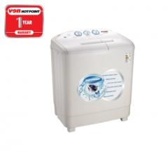 Von Hotpoint HPTT7 Twin Tub Washing Machine - White, 7 Kg Capacity