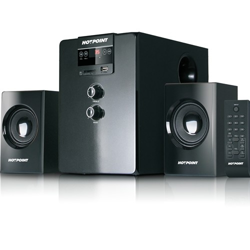 Von Hotpoint (HA 4531F) Subwoofer 2.1 Channel
