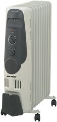 Von Hotpint Oil Radiator Heater (HOH2091C) - Off White