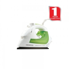 KENWOOD Steam Iron Box (ISP200GR) - White & Green