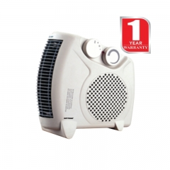 Von Hotpoint Fan Heater (HFH202UL) 220-240V White