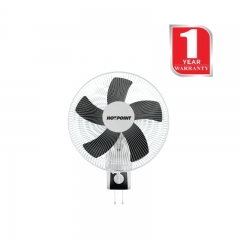 Von Hotpoint Wall fan 16 Inch Grill 60 Watts (HFW660G)  - Grey