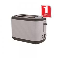 Von Hotpoint Two Slice Toaster (HT232DWP) - White