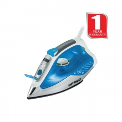 Von Hotpoint Dry Steam and Spray Iron Box (HSI2223CB) -2000W Blue