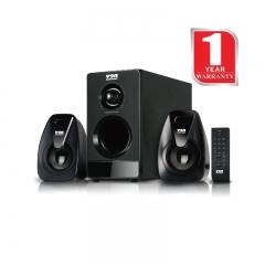 "Von Hotpoint 4"" Subwoofer (HA2031B) - Black Sound Home Stereo System"