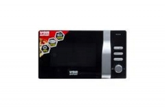 Von Hotpoint Microwave Oven (MWO-HMG-201DS) - Black & Silver 20 Litres, 700 watts