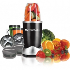 NutriBullet NBR - 1212K -12 Piece Set - .Black
