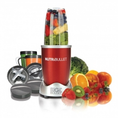 NutriBullet NBR - 1212R - 12 Piece Set - Red