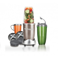 NutriBullet NB9 - 0912M - PRO 900 9 Piece Set - Silver