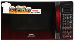Von Hotpoint MWO HMG-202DB 20L Grill- Black & Red Finish, 20 Litres, 700 Watts