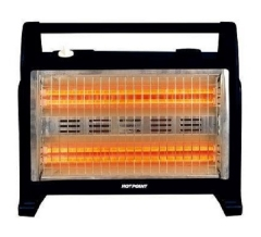 Hotpoint HQH163HL Bar Heater - Black