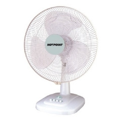 Von Hotpoint HFT241U - Table Fan - Blue Blue