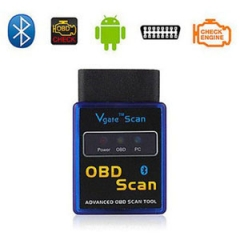 Vgate ELM327 Bluetooth V2.1 OBD Scan Tool OBDII OBD2 Diagnostic Scanner For Android Torque