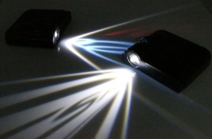 2 x Wireless Car Door Led Welcome Laser Projector Logo Ghost Shadow Light