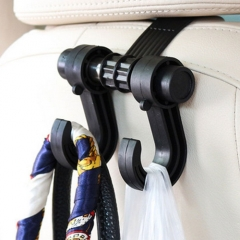 New Car styling 360 Degree Rotatable Automobile Multi-Function Car Hook Multi-Purpose Plastic Clips
