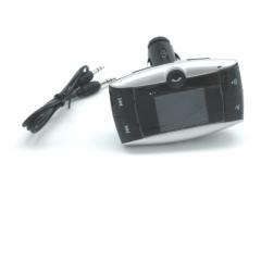 LED Display Bluetooth Handsfree FM Transmitter  Modulator Car  MP3 Radio Kit WIth USB Port