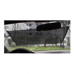Retractable Side Window Car Sun shade Curtain Automatic Sunscreen Roller Blinds Window Film