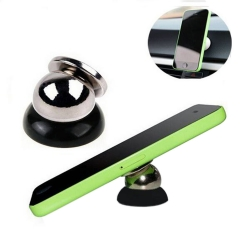Universal Car Holder Auto Magnetic Stand Mount For Tenco/Huawei/Itel/Infinx/Gionee/Nokia Black