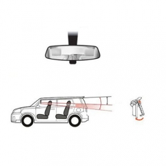 Universal Durable Car Rearview Mirror Monitor for Car Parking/Baby Monitor 60*200mm