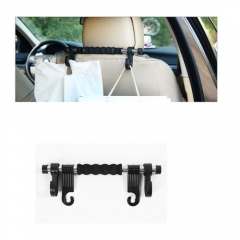 Multi-functional Double Hook Vehicle Hook Hanging Decorations Car Back Extended Edition Thickening