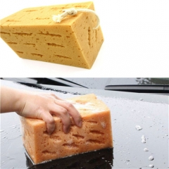 Cellular Car Wash Clean Sponge Cleaning Sponge