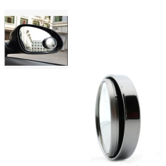 Car Styling Auto Motorcycle Blind Spot Rear View Mirror 360 Degree Adjustable Car Mirror