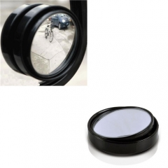 Black 360 Degree Adjustable Car Mirror Auto Motorcycle Blind Spot Rear View Mirror Car Styling