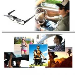 Durable Polarized Lenses Sunglasses Driver Special Glasses Clip Sunglasses Universal for Men Women