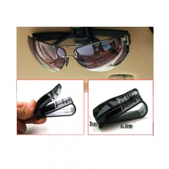 Car Glasses Clip Card Holder Clips Auto Vehicle Visor Portable Sunglass Eye Glasses Holderaments