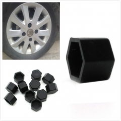 20 Pcs Tyres Screw Cap Silicone Hub Screw Protector Wheel Lugs Nuts Bolts Cover Hub Screw Dust Cover
