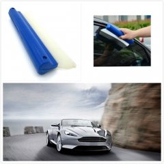 Durable Silicone Wiper Blade Car Cleaning Wiper Glass Scraper Quickly Drying Without Scratches