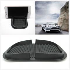 Car Anti Non-Slip Pad Mat Skidproof Holder Stand For GPS Cell Phone 100% Sillica Gel Super Stickness