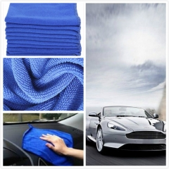 5X Fiber Car Soft Water Absorbent Cleaning Towel Car Bicycle Wipe Wash Cloth for Home Kitchen 30*60