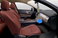 Car Perfume Air Freshener Fragrance Styling Perfume Freshener Adjustable Hanging Rope Balm Diffuser