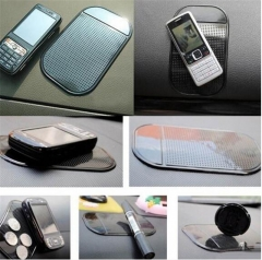 Multifunctional Car Dashboard Non-slip Mat Silicone  Phone Holder