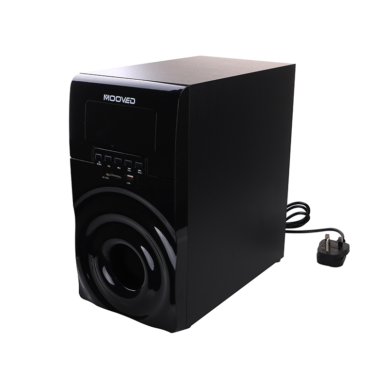 MOOVED MV-L3 - 2.1 Multimedia Speaker System