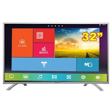 """32E200A - 32"""" - Smart LED TV - Android - Luxury Metal Design white 32''"""