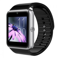 Bluetooth Smart Watch For Apple iphone IOS Android Phone Wrist Wear Sim Card