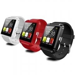 new U8 Bluetooth watch smart watches sports step sleep monitoring Bluetooth call white ,Black,Red