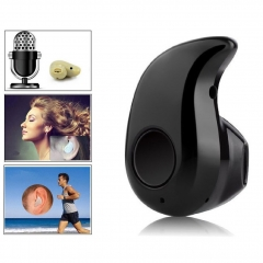 Mini Wireless Bluetooth 4.0 Stereo In-Ear Headset Earphone Earbud Earpiece Black Black Black