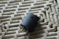 Power AC ADAPTER Wall Charger 5V 1A For HUAWEI Universal -Black Black
