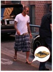 Mens Summer Beach Flip Flops Slippers Sandals Beckham Fashion 10 11 12 13 14 15 Brow 40 41  42 43 44