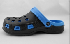 HOT Men Casual Soft Sport Shoes Hollow Sandals Surf Beach Breathable Slippers blue 40 41  42 43 44