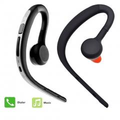 1 For 2 Bluetooth 4.1 Stereo Headset Sport Wireless Earphone Earbud Handsfree black