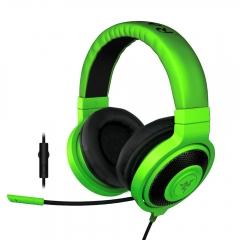 Razer Kraken Pro Analog Gaming Headset for PC / Xbox One / Playstation 4 Green green
